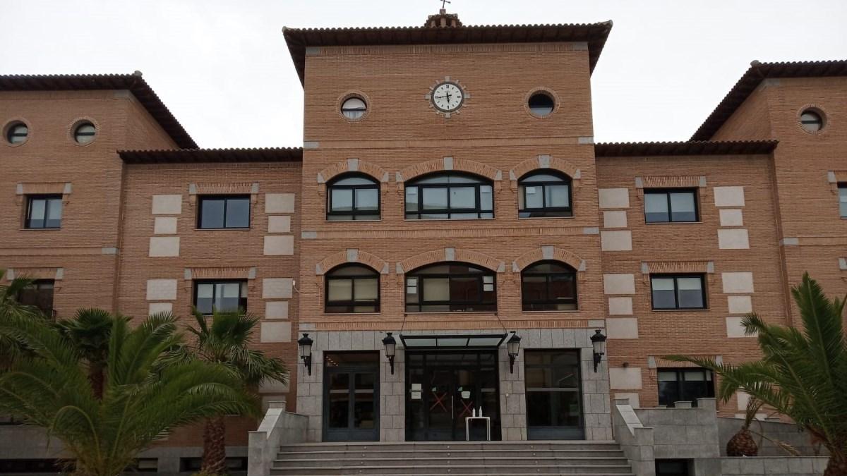 Centro Mayores Navalcarnero