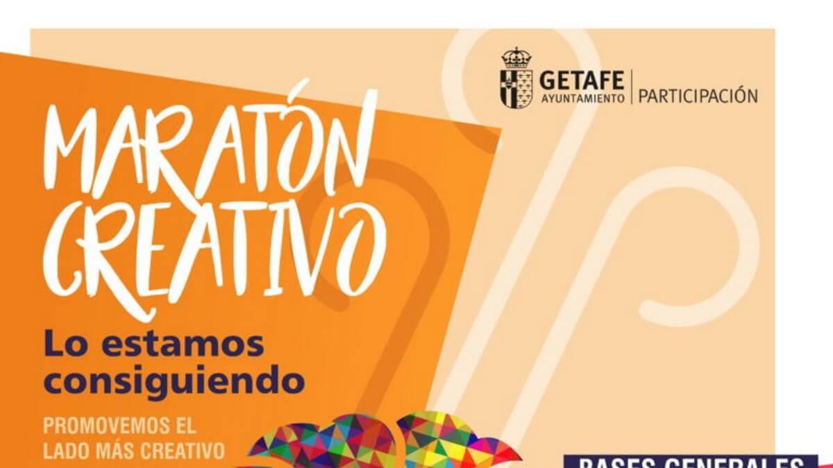 Maratón Creativo Getafe