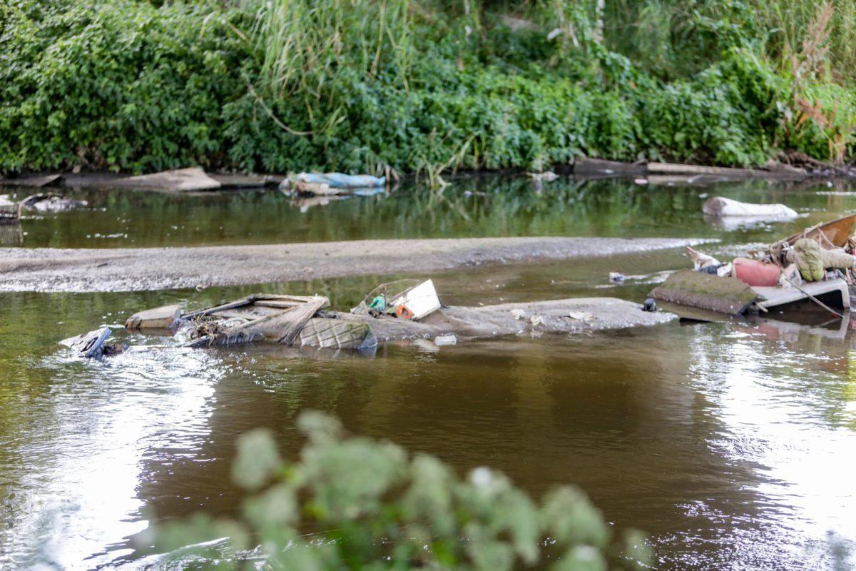 plan para atajar vertidos al río Guadarrama