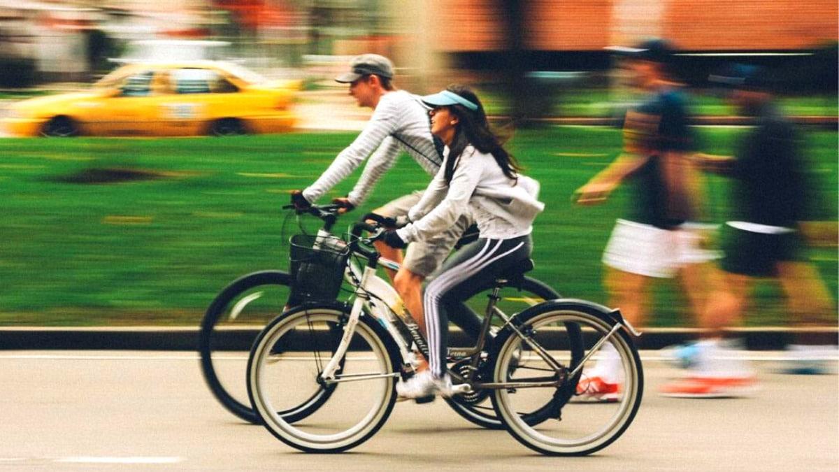 bicicleta Leganés