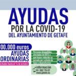 Ayudas Covid-19 ayuntamiento de Getafe