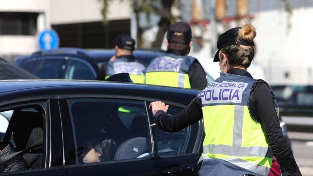 Controles Movilidad Madrid
