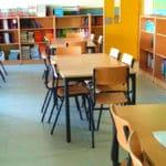Colegio confinado