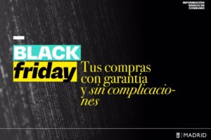 Black Friday Madrid