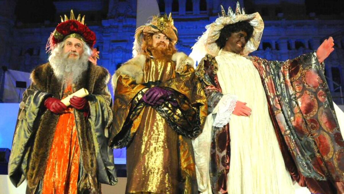 Reyes Magos Colmenar