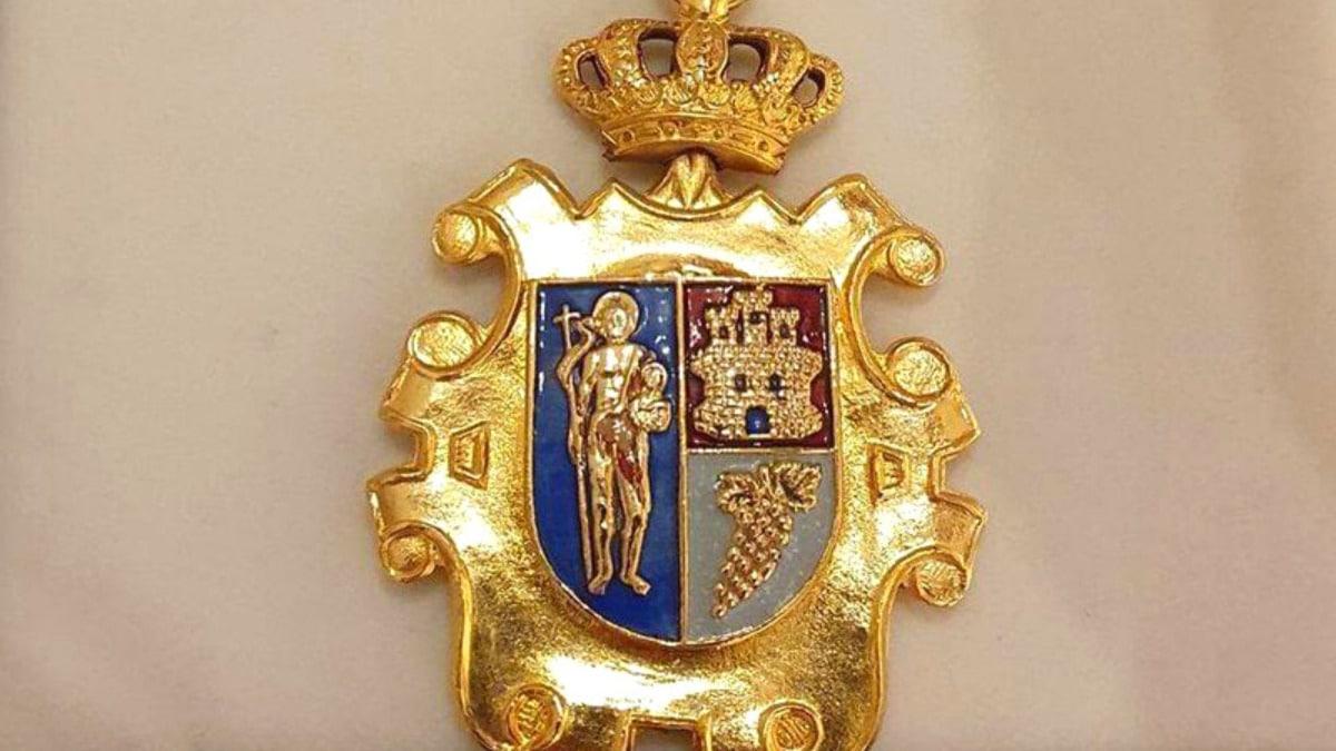 Medalla ciudad de Arganda
