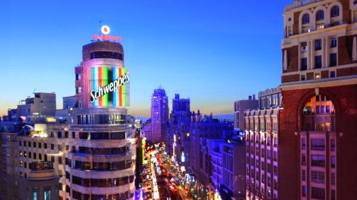 Planes Madrid enero