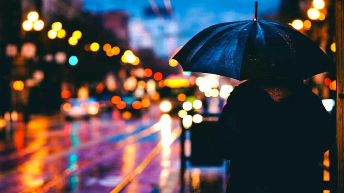 Planes lluvia Madrid