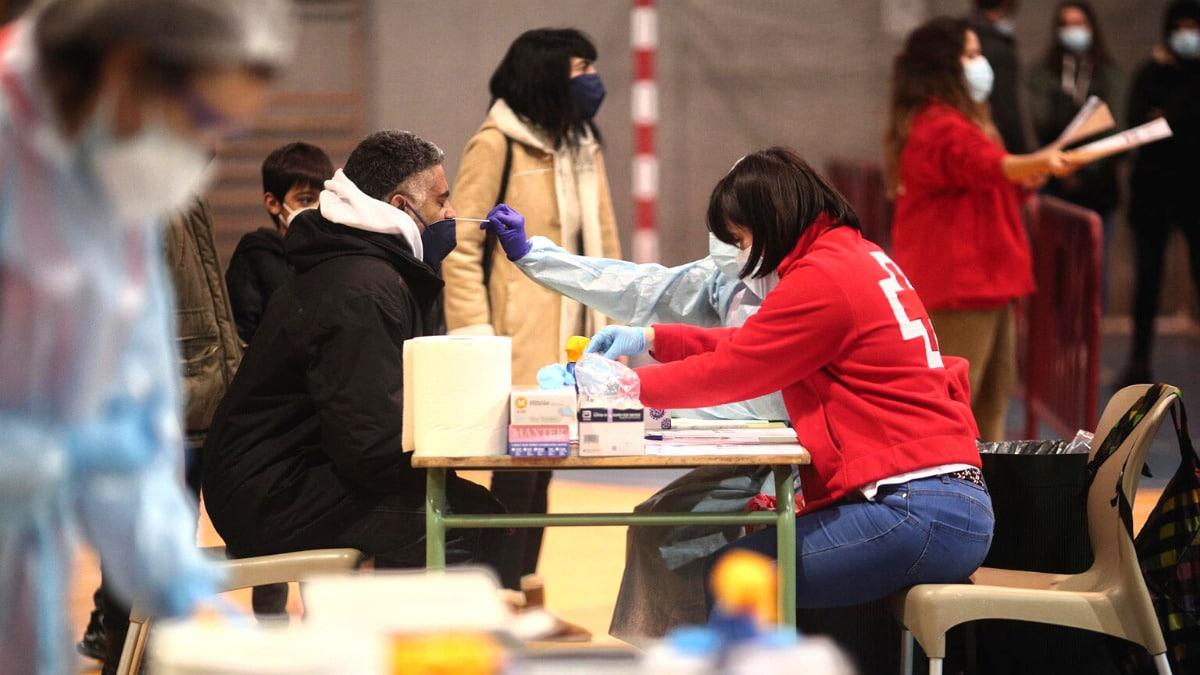 cepa británica coronavirus Madrid
