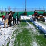 club deportivo pozuelo nieve