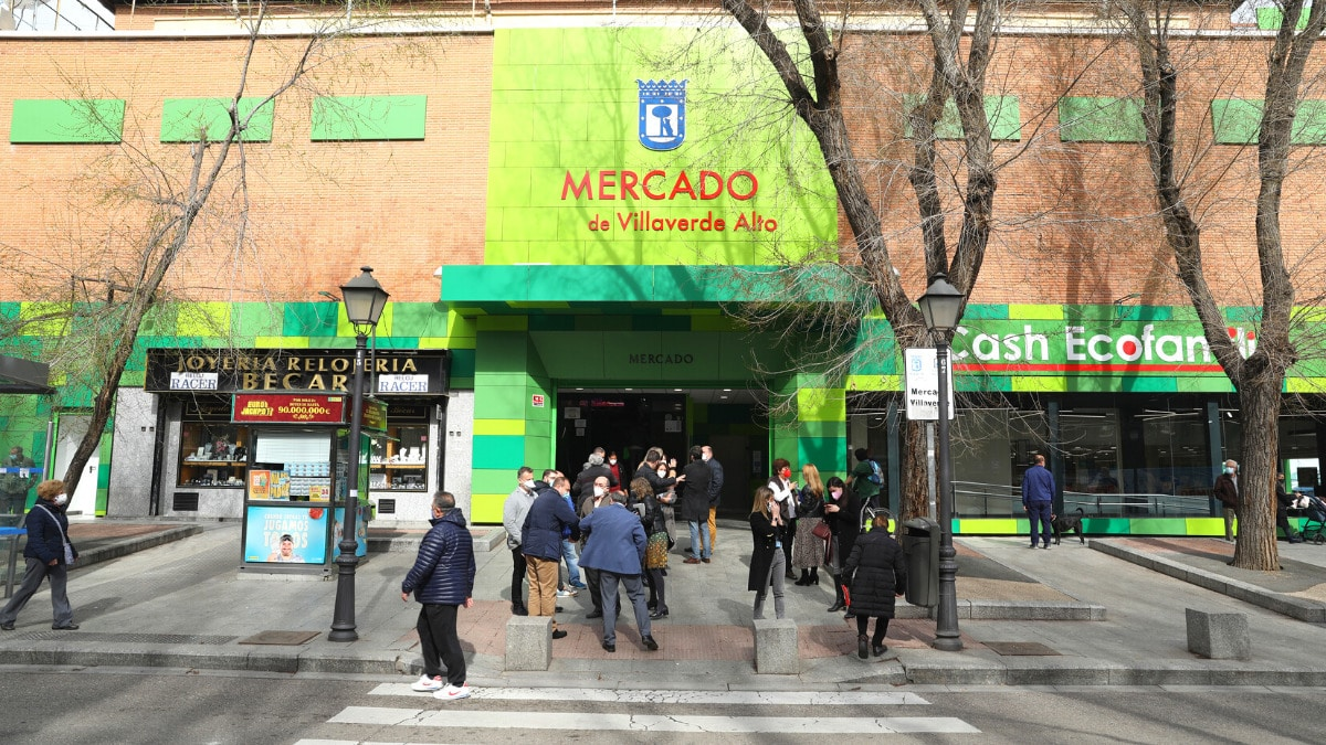 Mercado Villaverde