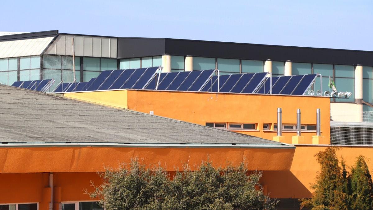 Paneles solares Galapagar