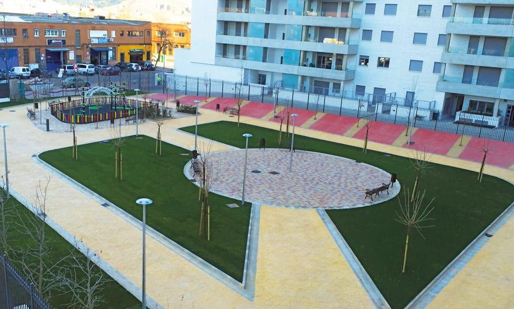 parques nuevos