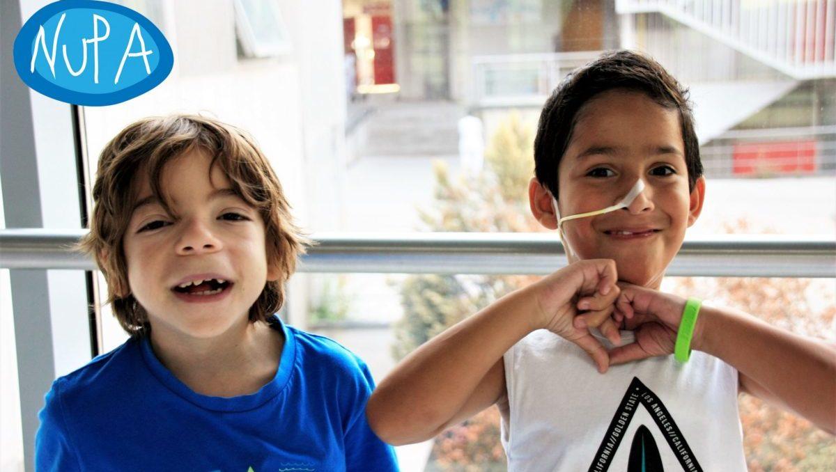 niños con enfermedades raras