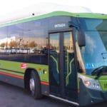 Sierra norte autobús