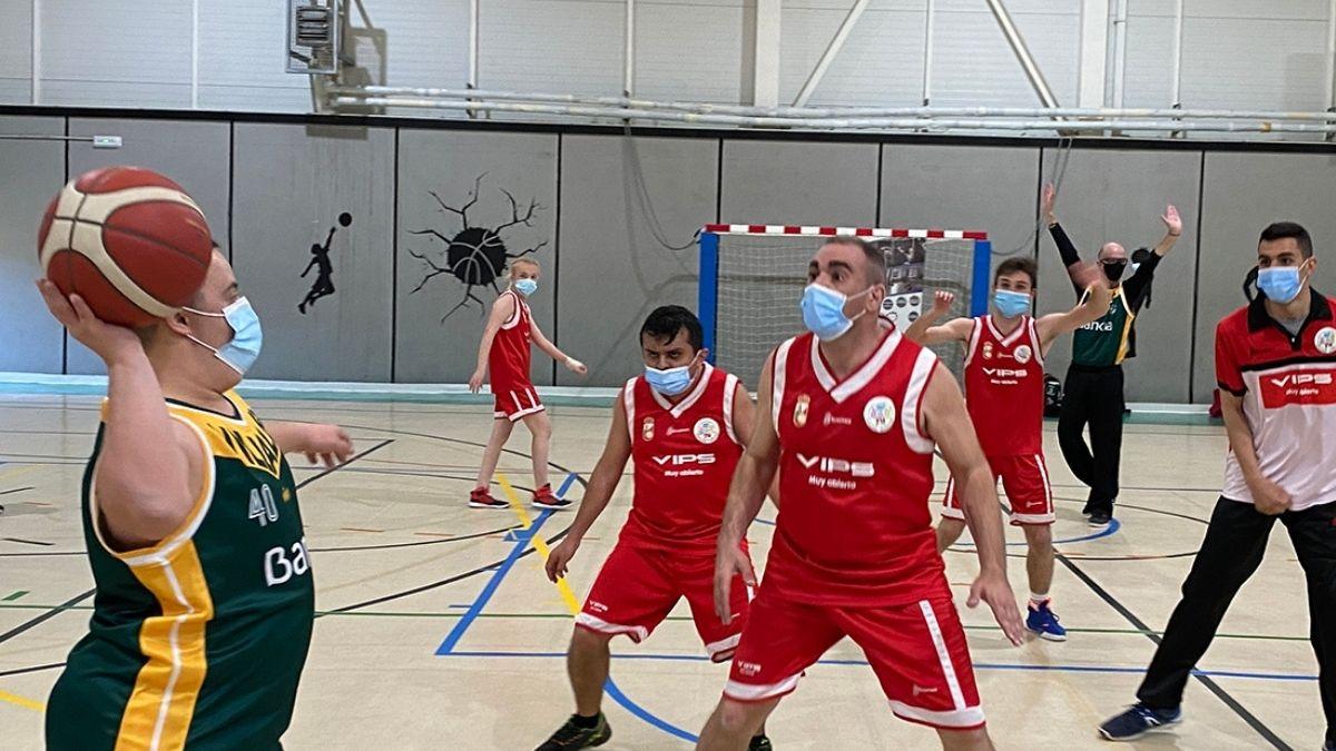 Campeonato discapacidad