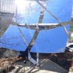 Parábola Solar Pozuelo