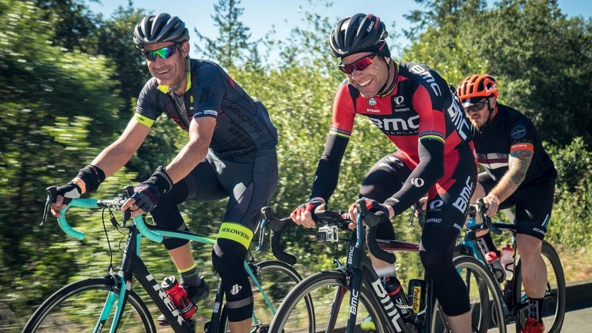 Ciclismo Escorial