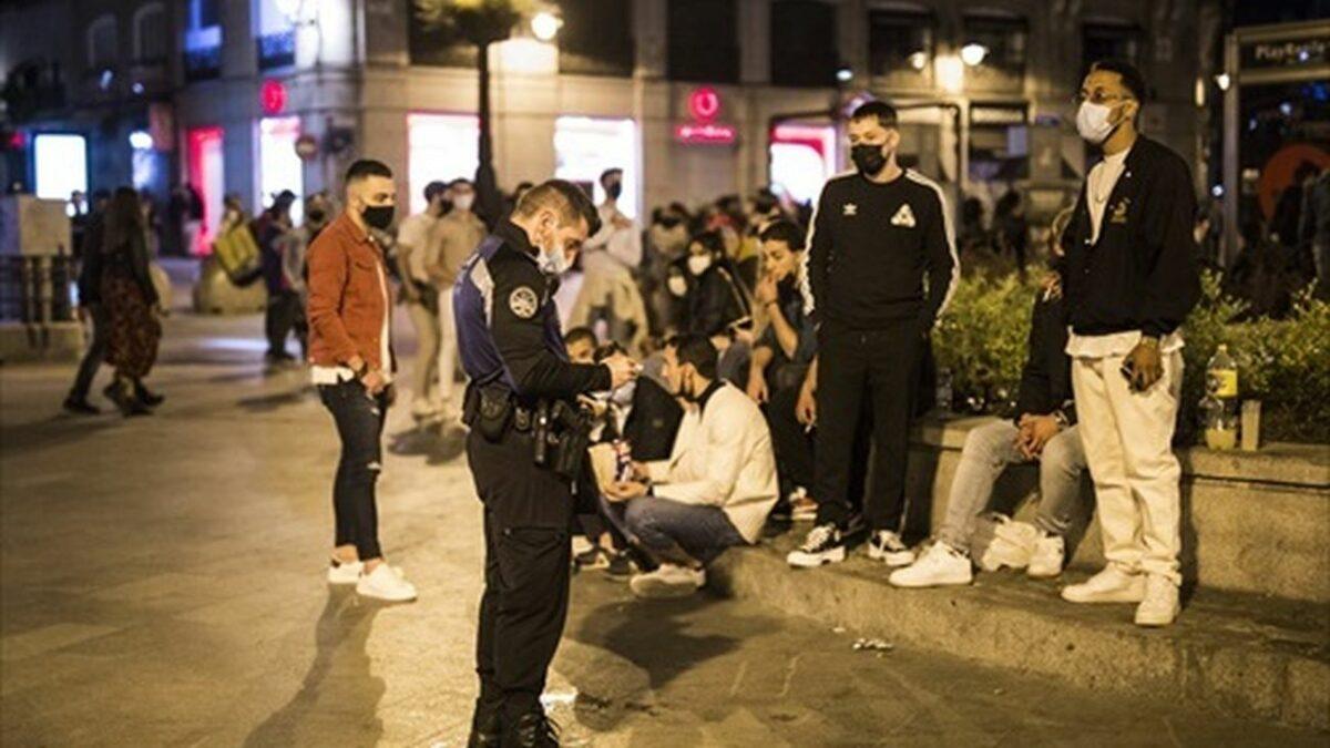 policía parques