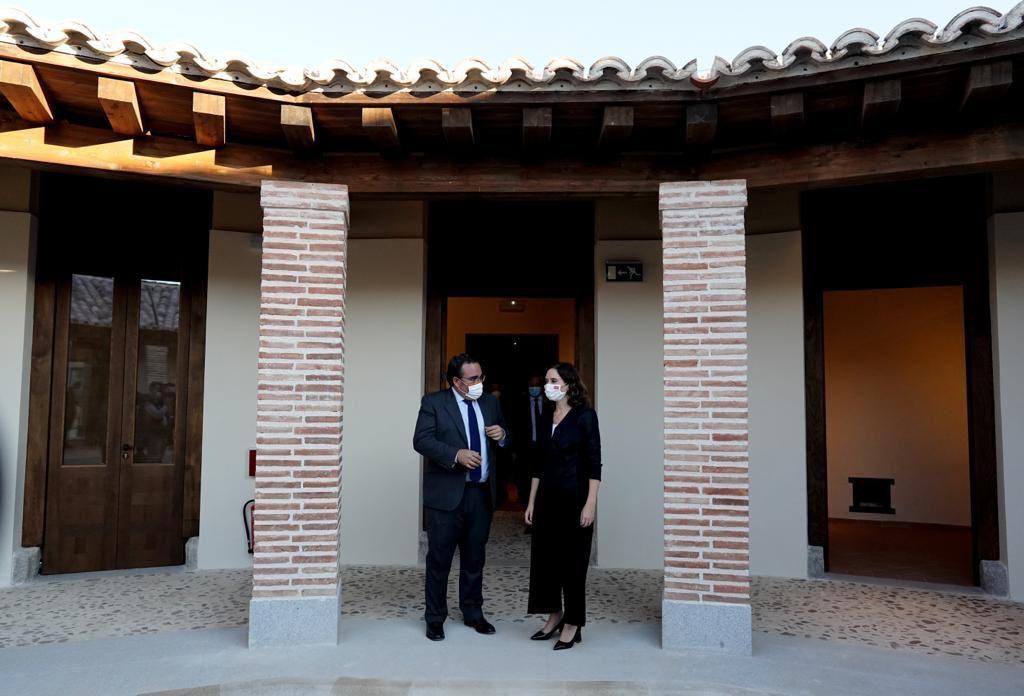 Casa de Aves del Infante don Luis Boadilla