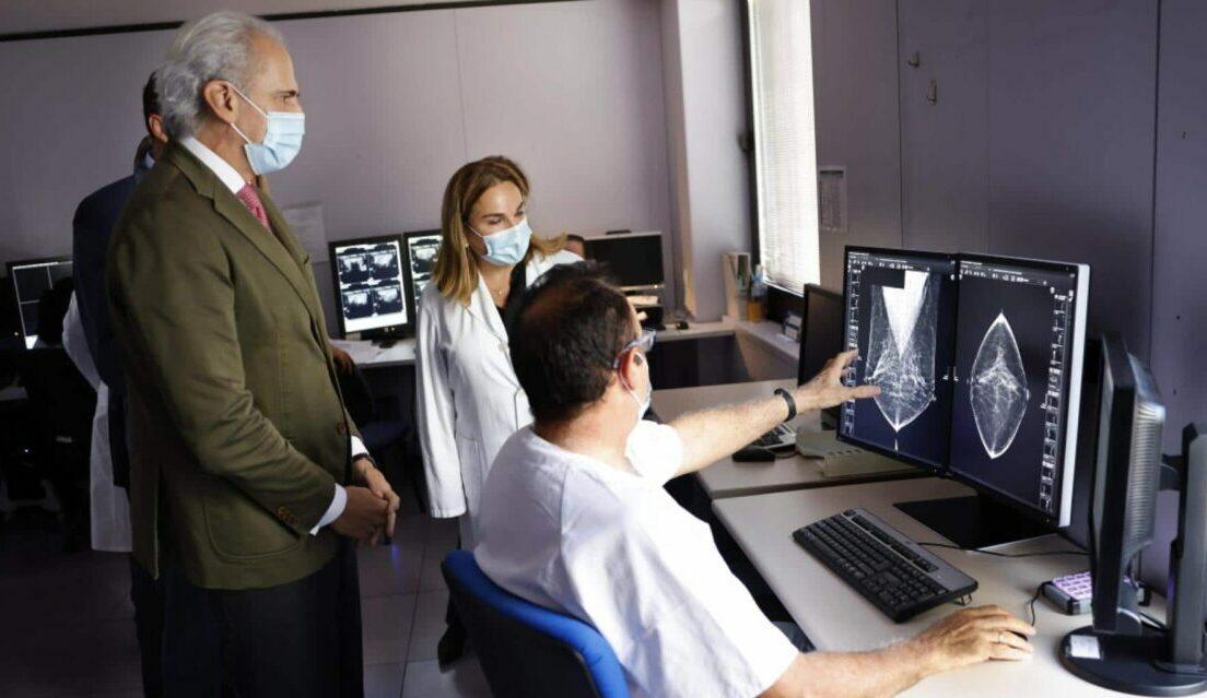 hospitales cáncer de mama