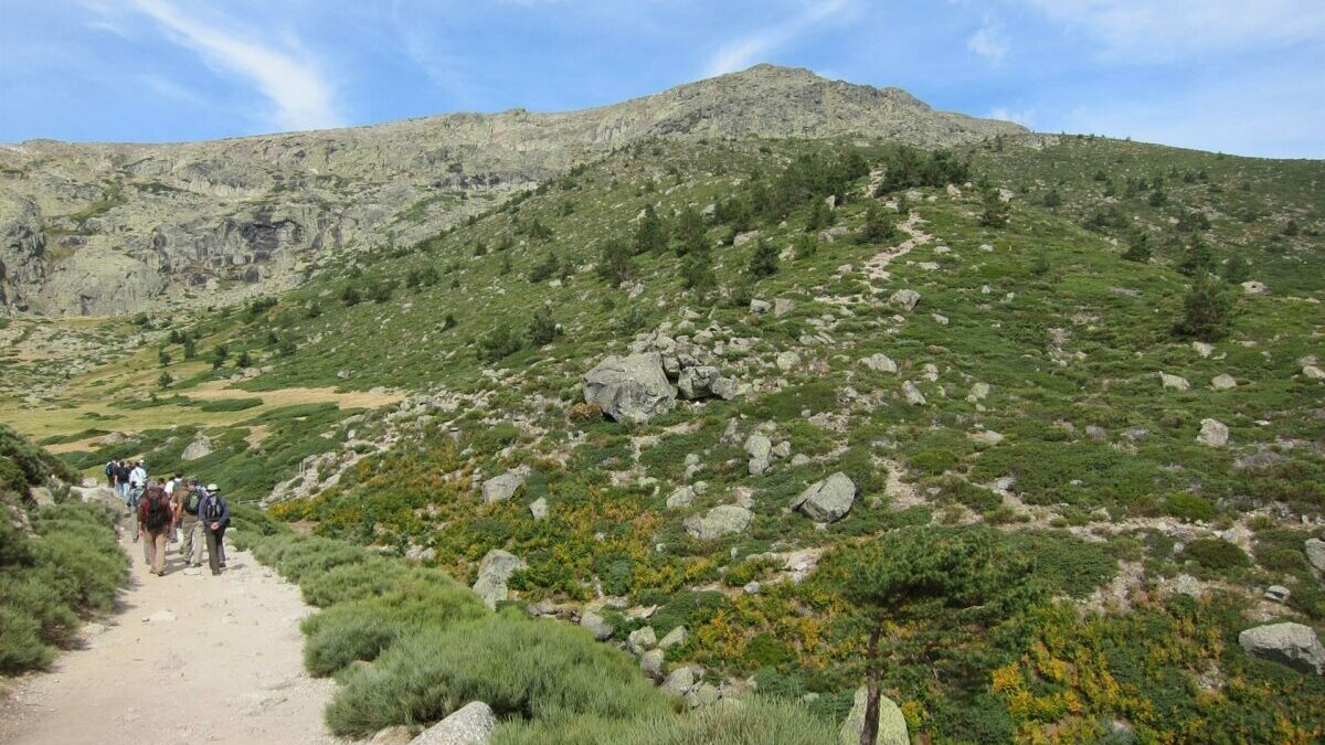 rutas verdes Madrid