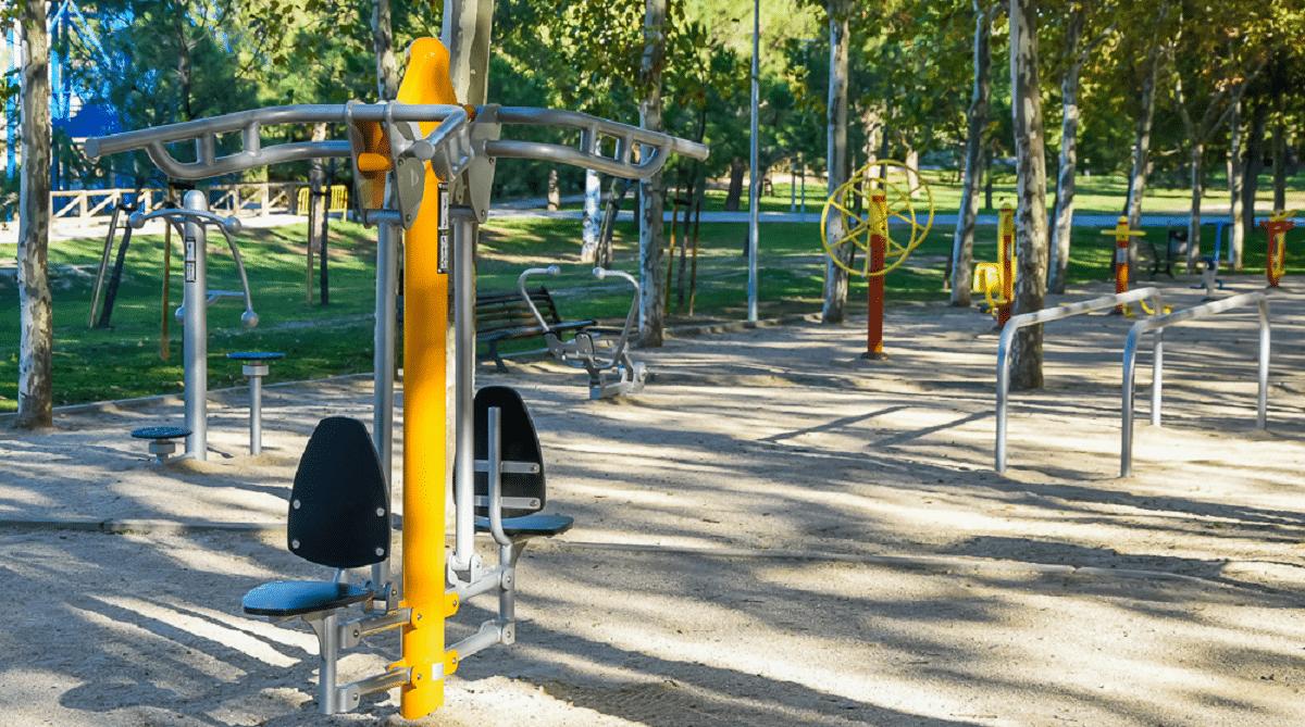 street gym torrejón